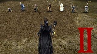 Sauron vs Gondor heroes (REMATCH)