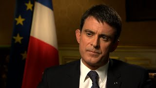 French PM: This wasn't a 'lone wolf' attack