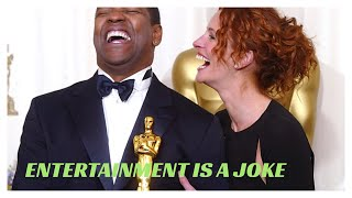 Entertainment Is A Joke The Sky Is Falling