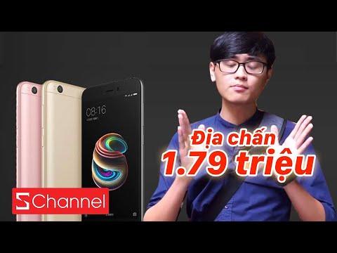 Giá shock 1.79 triệu, Xiaomi Redmi 5A đã gây địa chấn tại Việt Nam?