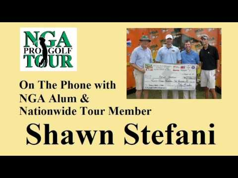 Shawn Stefani, 2012 Nationwide Tour Member, T36 at 2012 PGA Tour Shell Open