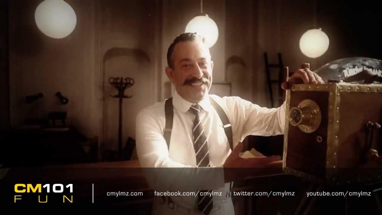 Cem Yılmaz | İş Bankası Teaser Reklam Filmi
