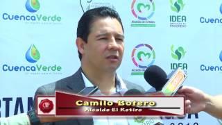Camilo Botero le juega a la Paz