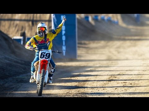 Motocross video of 5 Epic Moments from Straight Rhythm