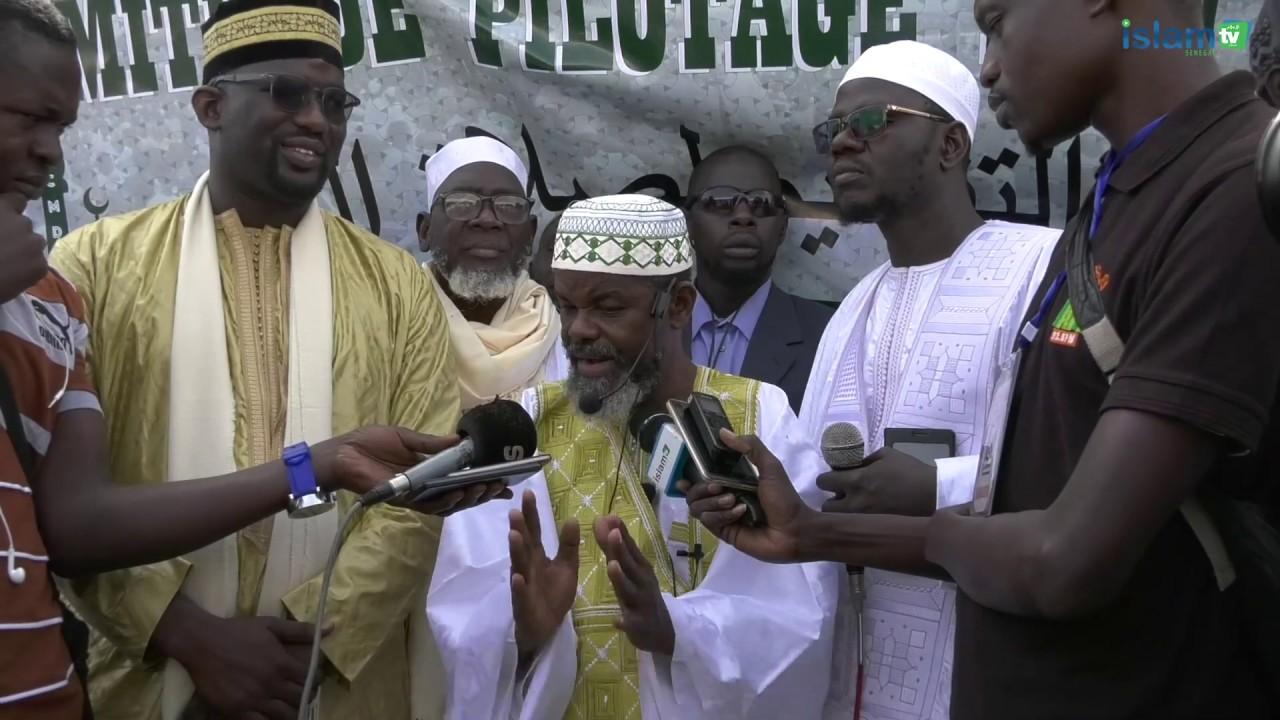 KORITE 2019 : Point de Presse Imam Ousmane Gueladio KA