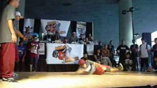 Suicide Snakes vs Originality Stands Alone @ Battle Swagger LA