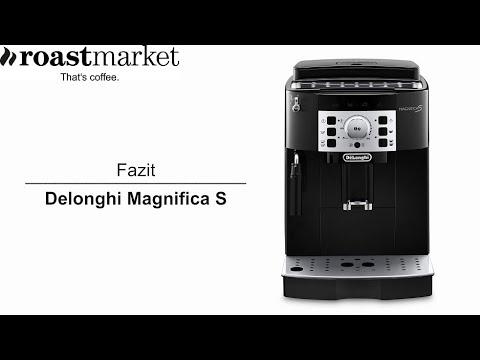 kaffeevollautomat delonghi magnifica s im test 3 fazit youtube. Black Bedroom Furniture Sets. Home Design Ideas