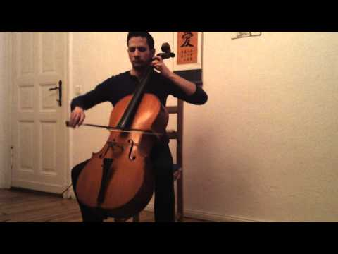 Bloch Cello Suite no.1 Mvnts. 1 and 2