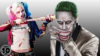 Top 10 Comic Book Dysfunctional Couples