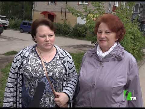 2019 07 13 Опрос жителей города Лысково