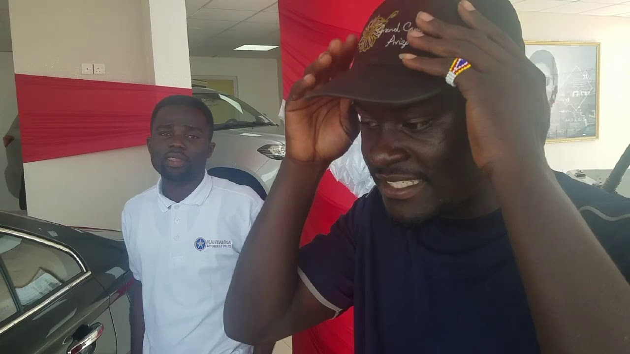 Kofi Countryman tours Kantanka Automobile Showroom . ( current prices and everything you need to knw