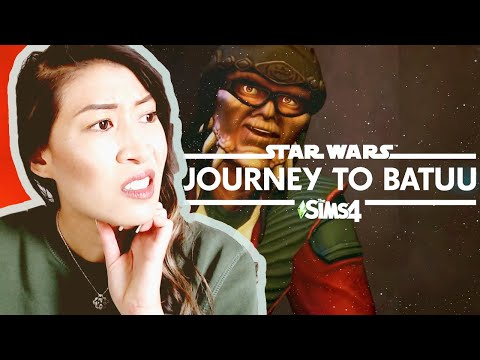 Why The Sims 4: Star Wars Journey to Batuu Should've Stayed in a Galaxy Far, Far Away |