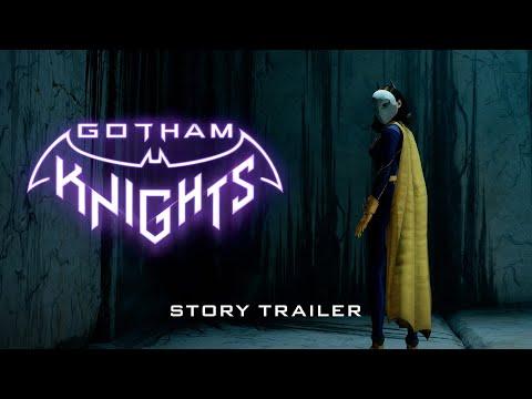 Бет-сім'я проти Суду Сов у сюжетному трейлері Gotham Knights