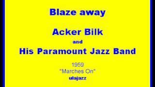 Acker Bilk PJB 1958 Blaze away