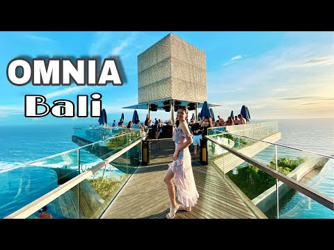 OMNIA BALI Day Club ~ REVIEW Best Beach Club In Bali