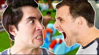 NO AGUANTO A ESTOS VECINOS   Los Sims 4 (2)