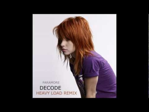 Paramore - Decode (HEAVYLOAD Dubstep Remix)