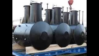 Емкости подземные ЕП. Изготовление и транспортировка.(, 2012-11-15T14:47:23.000Z)