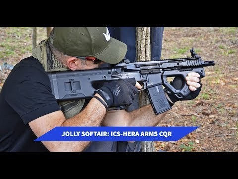 ICS-Hera Arms CQR, replica da Jolly Softair