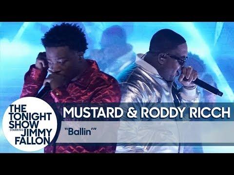 Mustard & Roddy Ricch: Ballin'