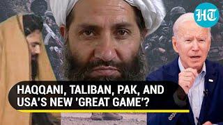 Biden govt's convenient lie, calls Taliban & Haqqani Network 'separate' entities   Explained