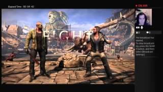 Mortal Kombat XXX YES