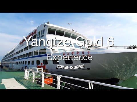 Yangtze Gold 6 Cruise Experience   Yichang - Chongqing   Traveller Passport