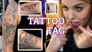 TATTOO TAG - Bedeutungen & Stories || Schruppert