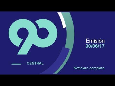 90 Central 30 de junio del 2017 Programa completo
