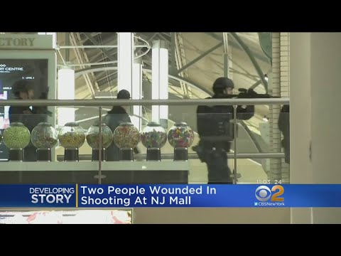 2 Shot At Newport Centre Mall In Jersey City