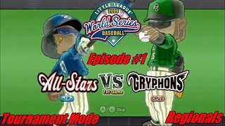 TajMahal Games: Little League World Series Baseball (2009) Part 1 [HD]