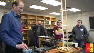 Pitt State hosts annual Science Day