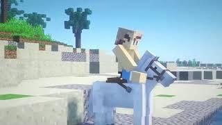 Heaven - Avicii (tribute  in Minecraft)
