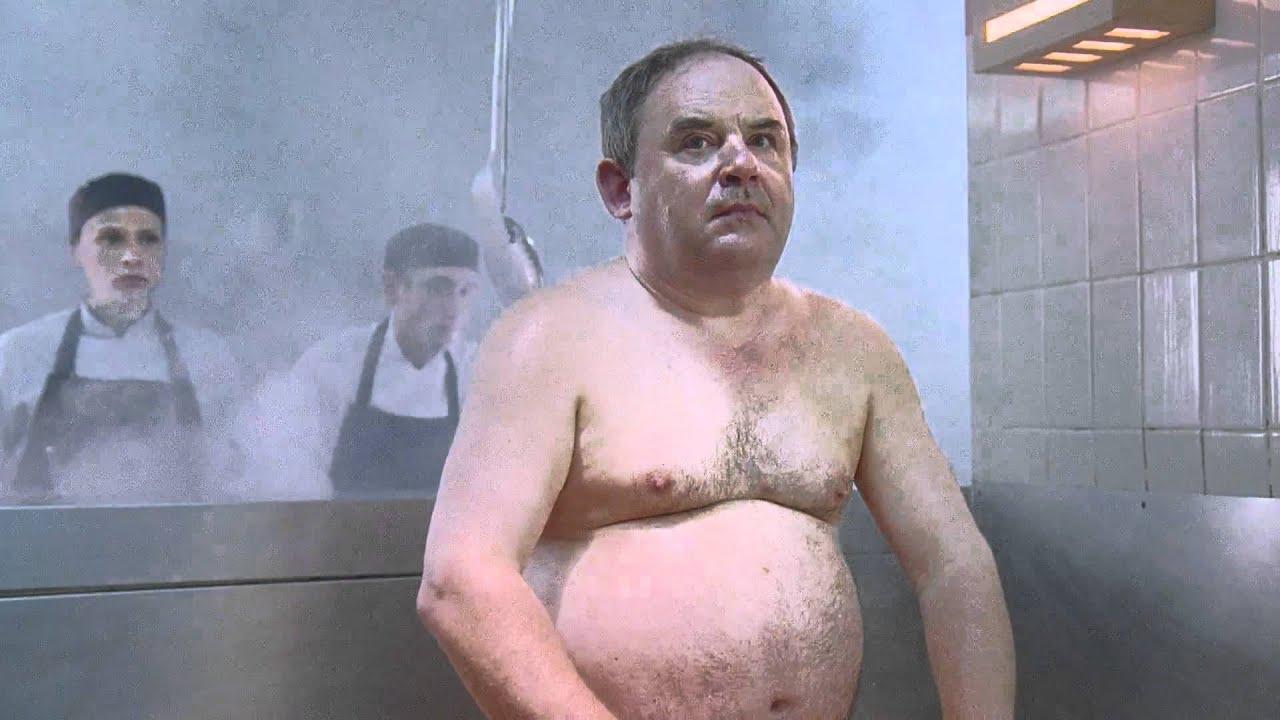 Specsavers Sauna advert Gordon Ramsay