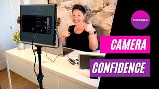 Camera Confidence Testimonial 🎥 #wow20challenge & an interview 🌟