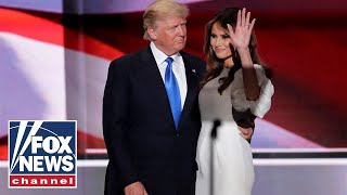 Trump, Melania discuss safely reopening America's schools