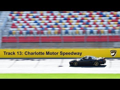 "Track 13: Charlotte Motor Speedway (2018 NASCAR ""roval"" configuration)"