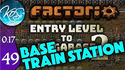 Kitch's Factorio 0 16 Blueprint Book | Train Stations 1 0