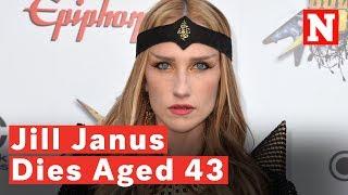 Huntress Singer Jill Janus Dies Aged 43