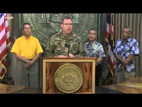 Update on response activities for  Hawai'i Island dengue fever outbreak