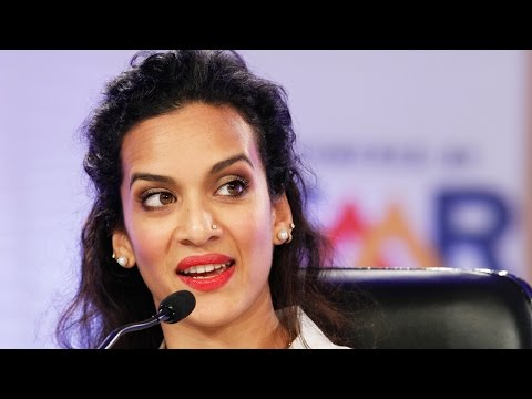 My father was a strict Guru - Anoushka Shankar | HT Leadership Summit 2013