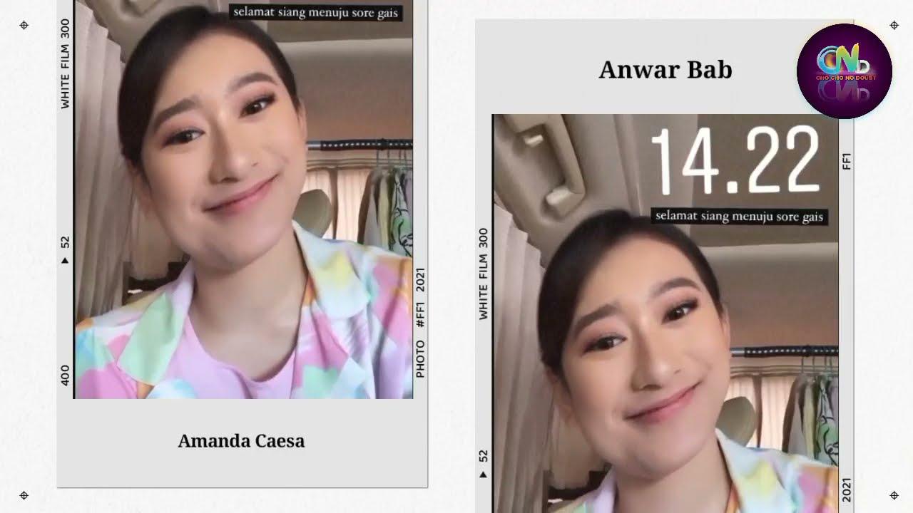 Anrez Adelio & Amanda Caesa Jadi Host Bersama, Apakah Mungkin?? Kapan & Di Acara Mana?