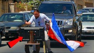 EJP مقلب شاب مجنون بكأس العالم!!! تصرفات مجنونة في الشارع – Crazy Guy For World Cup 2018 Prank!