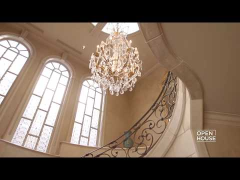 Christophe Choo tours Maison 808 in Beverly Hills with NBC Open House T.V. & Sara Gore - 90210