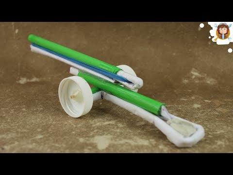 Paper Cannon - Airsoft Gun - Paper Gun - (Very Powerful)