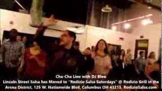 Cha Cha Line with DJ Bloo - 01 04 2014