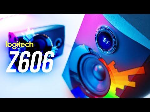 Logitech Z606 5.1 Speakers - Sometimes Older Is BETTER