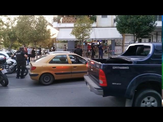 Πυροβολισμοί σε πρακτορείο ΟΠΑΠ στην Θεσσαλονίκη