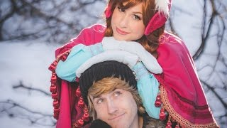 "Anna & Kristoff ""Love Is an Open Door"" PART TWO - Disney"