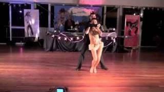 Oliver Pineda & Luda Kroiter Salsa @ DouDouLe Latin Dance Camp 2010